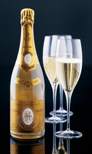Fiesta V.I.P. xD Champagne-cristal