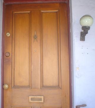 newtown-door